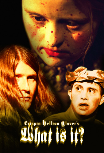 Crispin glover what is it essay